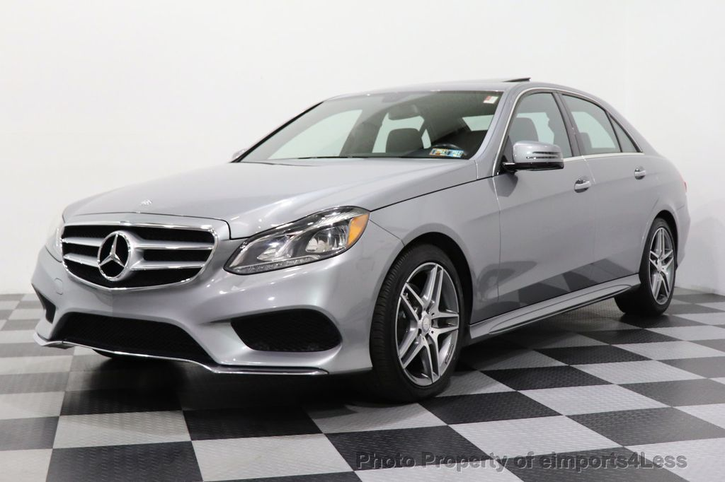 2014 Mercedes-Benz E-Class CERTIFIED E350 4Matic AMG Sport AWD CAMERA NAVI - 18398378 - 51