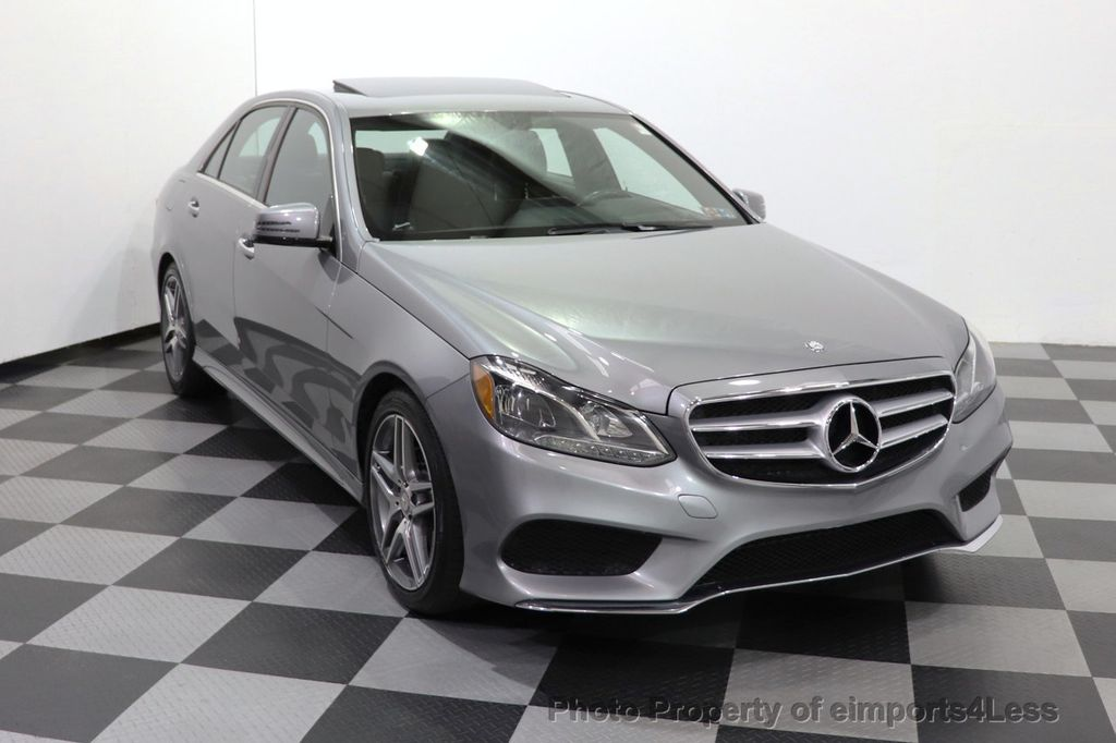 2014 Mercedes-Benz E-Class CERTIFIED E350 4Matic AMG Sport AWD CAMERA NAVI - 18398378 - 52