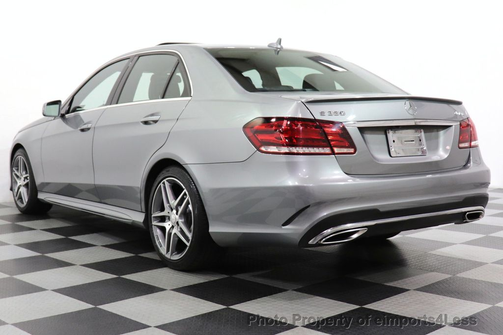 2014 Mercedes-Benz E-Class CERTIFIED E350 4Matic AMG Sport AWD CAMERA NAVI - 18398378 - 53