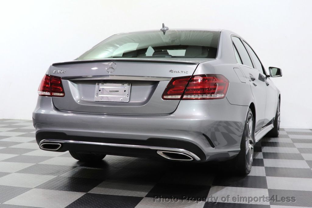 2014 Mercedes-Benz E-Class CERTIFIED E350 4Matic AMG Sport AWD CAMERA NAVI - 18398378 - 54