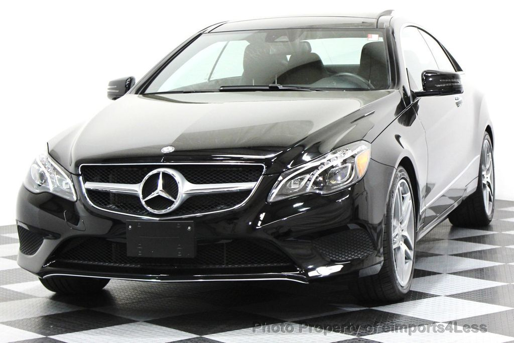 2014 Mercedes-Benz E-Class CERTIFIED E350 4Matic AMG Sport AWD Coupe - 16369459 - 12