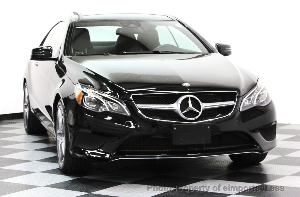 2014 Mercedes-Benz E-Class CERTIFIED E350 4Matic AMG Sport AWD Coupe - 16369459 - 14