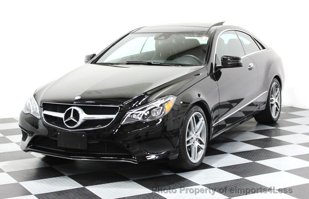 2014 Mercedes-Benz E-Class CERTIFIED E350 4Matic AMG Sport AWD Coupe - 16369459 - 21