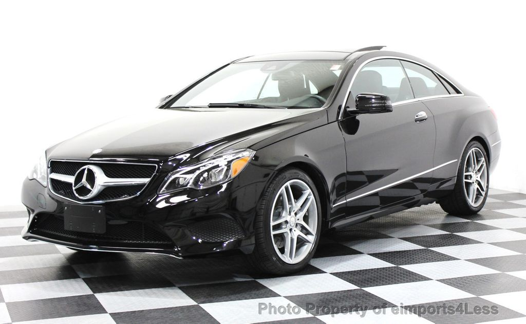 2014 Mercedes-Benz E-Class CERTIFIED E350 4Matic AMG Sport AWD Coupe - 16369459 - 22