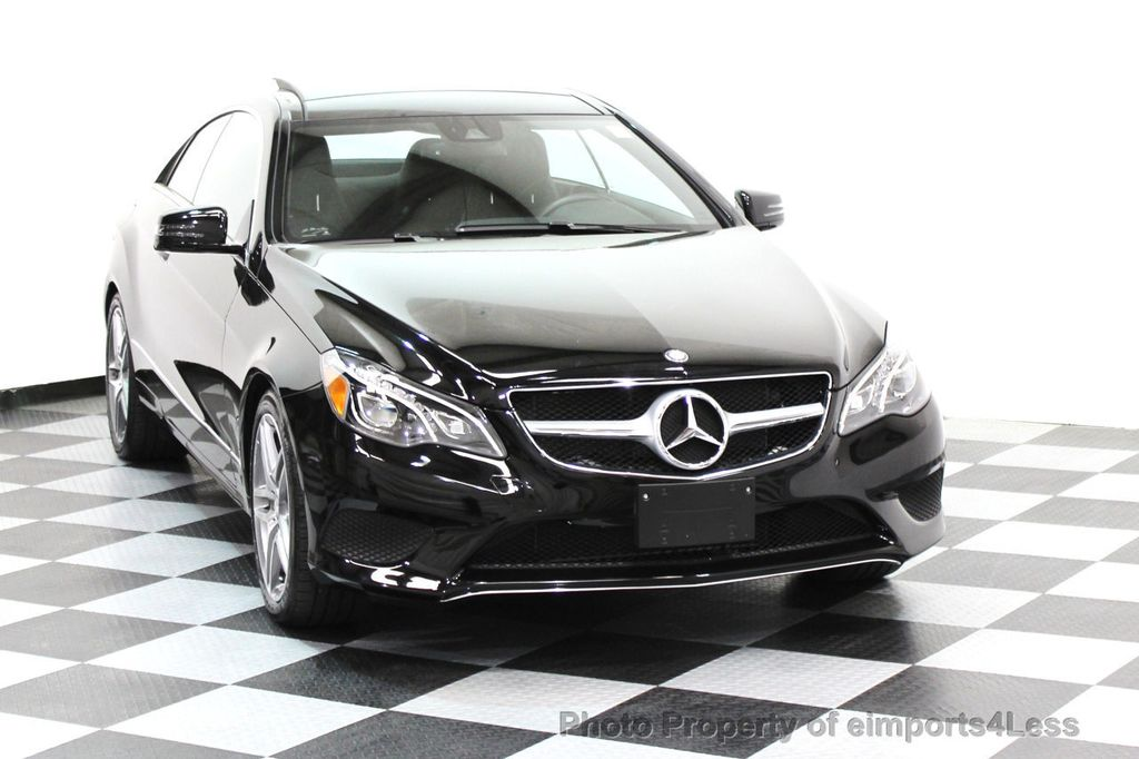 2014 Mercedes-Benz E-Class CERTIFIED E350 4Matic AMG Sport AWD Coupe - 16369459 - 23