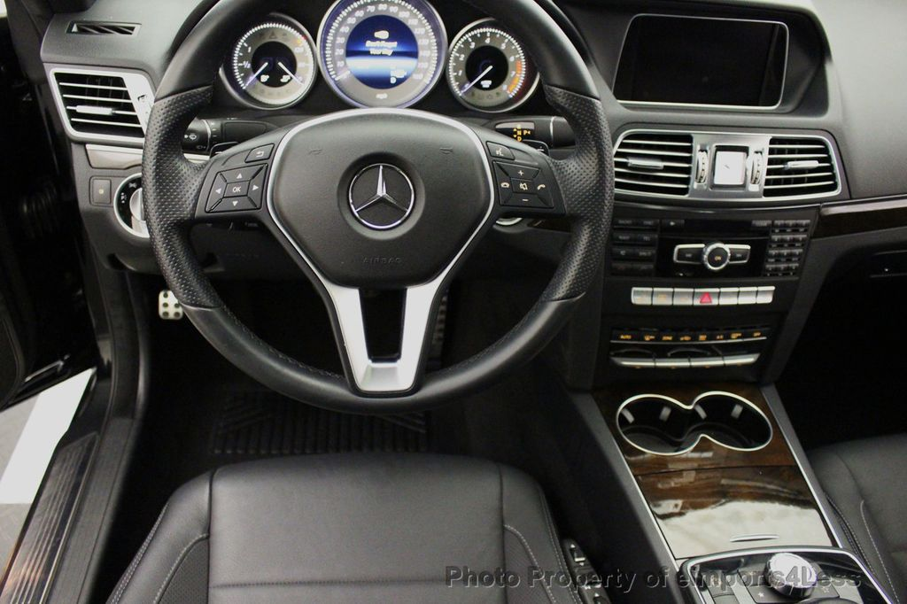 2014 Mercedes-Benz E-Class CERTIFIED E350 4Matic AMG Sport AWD Coupe - 16369459 - 33