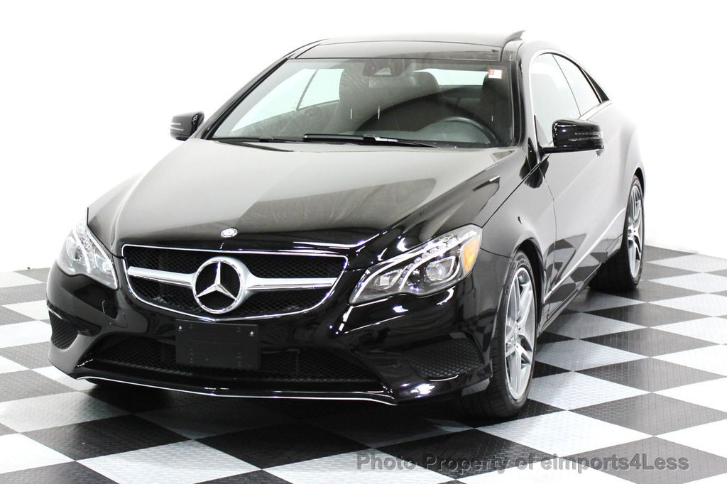 2014 Mercedes-Benz E-Class CERTIFIED E350 4Matic AMG Sport AWD Coupe - 16369459 - 48