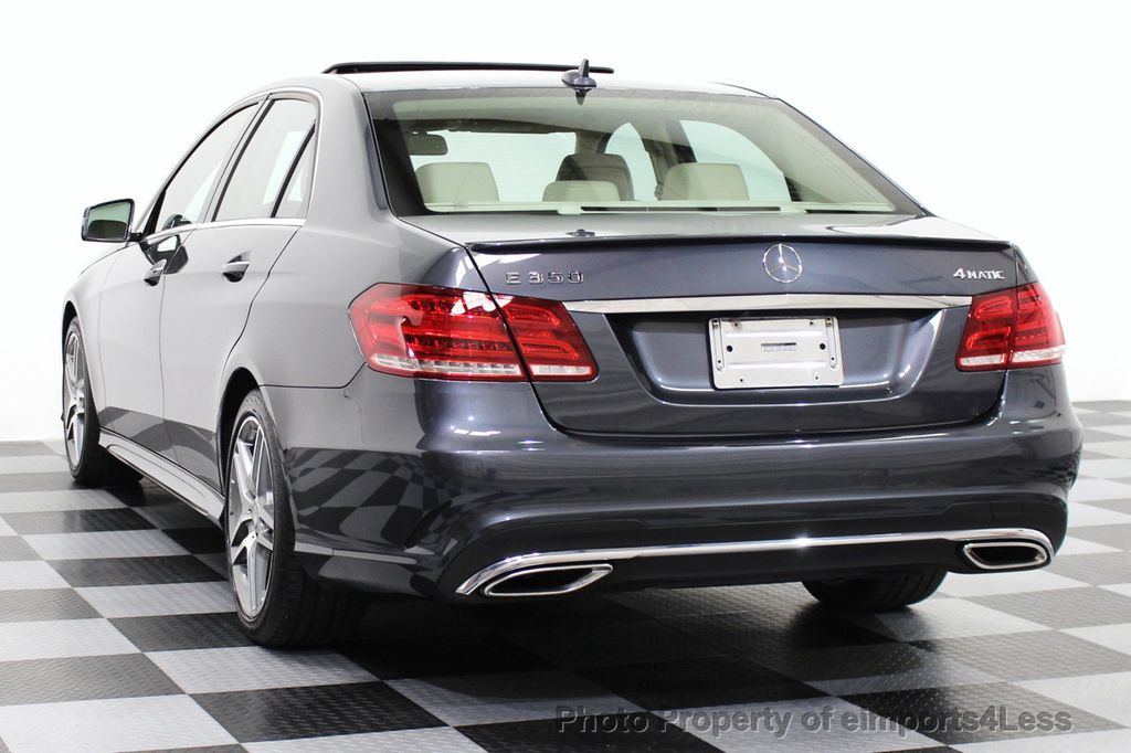 2014 used mercedes benz certified e350 4matic amg sport. Black Bedroom Furniture Sets. Home Design Ideas