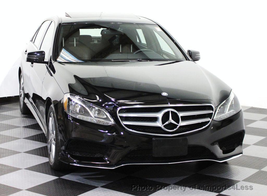 2014 Used MercedesBenz EClass CERTIFIED E350 4Matic Sport AWD