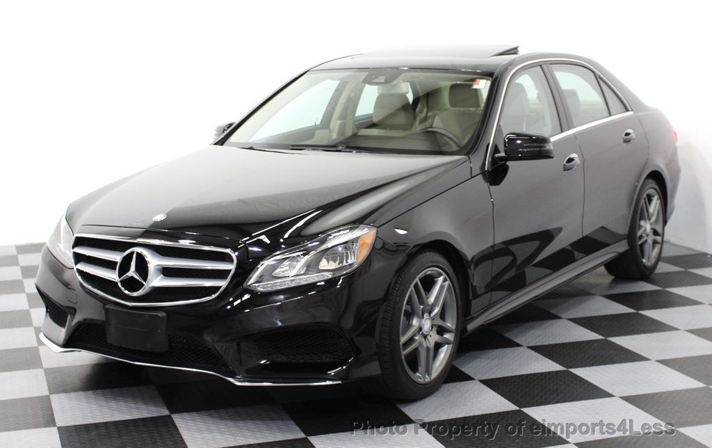 2014 used mercedes benz certified e350 amg sport 4matic for Mercedes benz certified