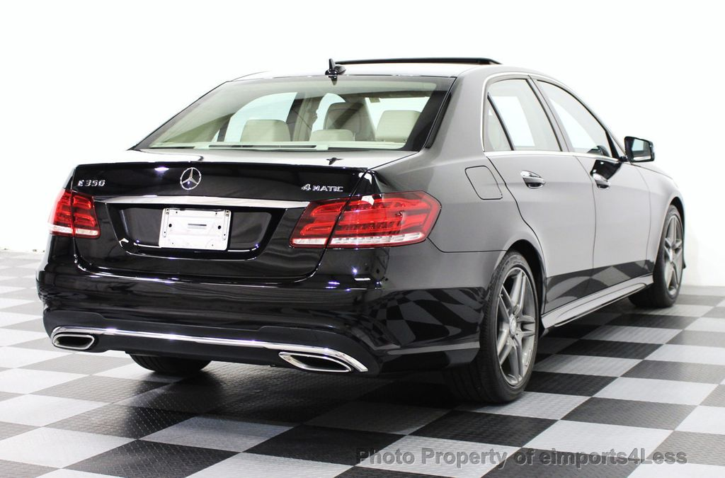2014 Used Mercedes Benz Certified E350 Amg Sport 4matic