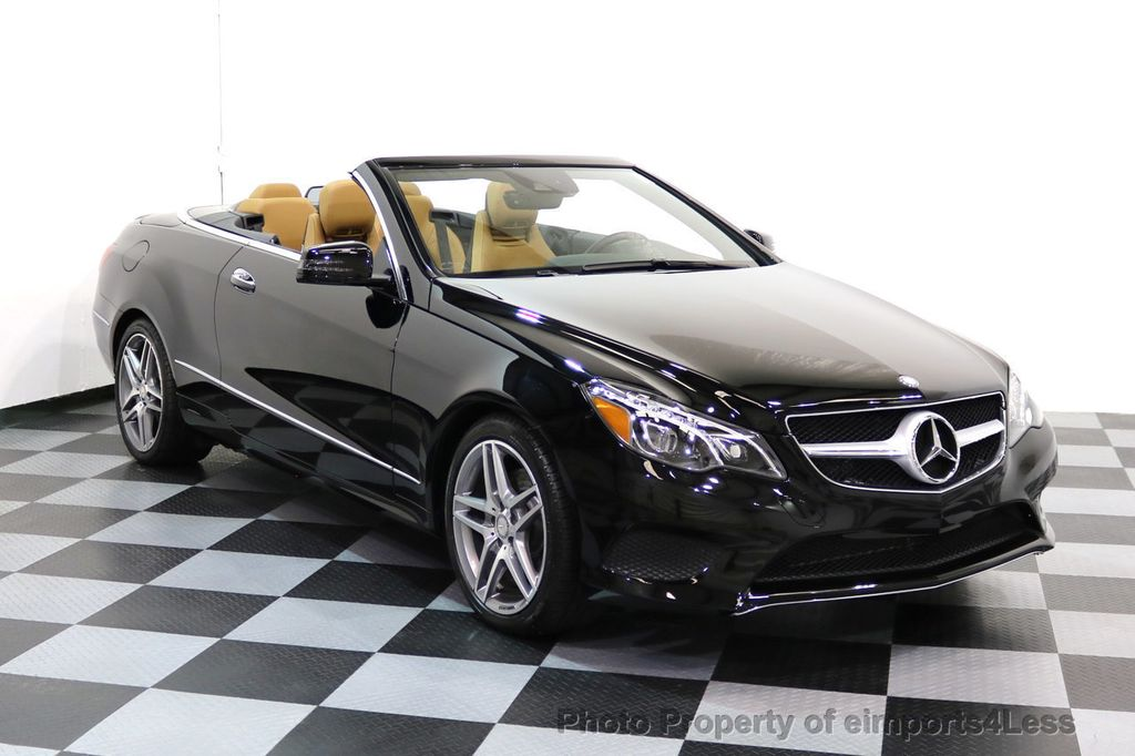 2014 used mercedes benz certified e350 amg sport cabriolet at eimports4less serving doylestown. Black Bedroom Furniture Sets. Home Design Ideas