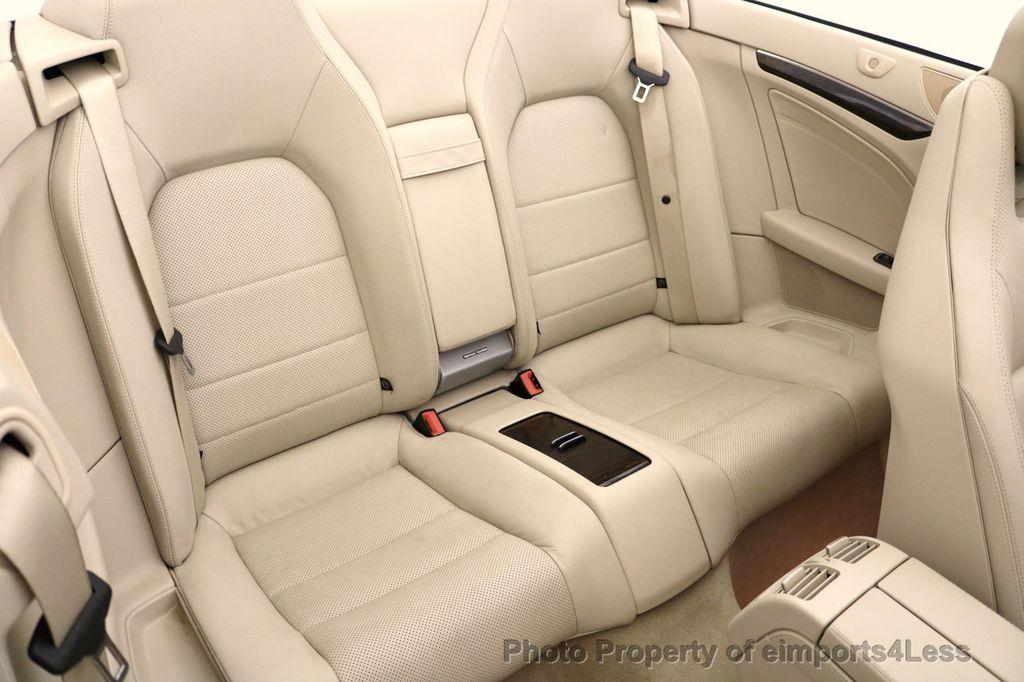 2014 Mercedes-Benz E-Class CERTIFIED E350 AMG Sport Package BLIND SPOT hk NAV - 17179687 - 9
