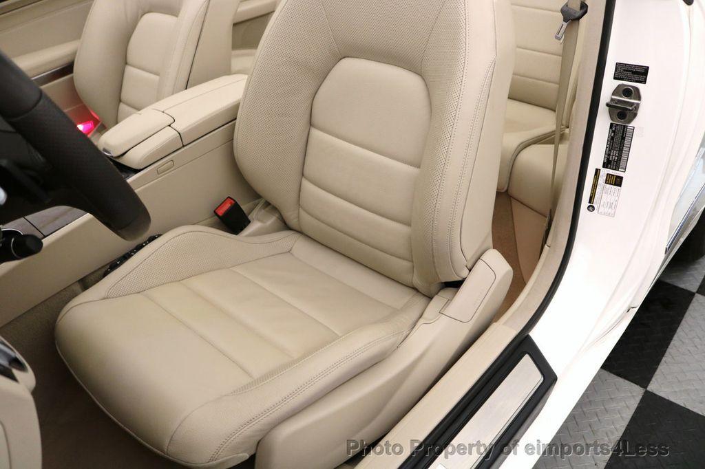 2014 Mercedes-Benz E-Class CERTIFIED E350 AMG Sport Package BLIND SPOT hk NAV - 17179687 - 21