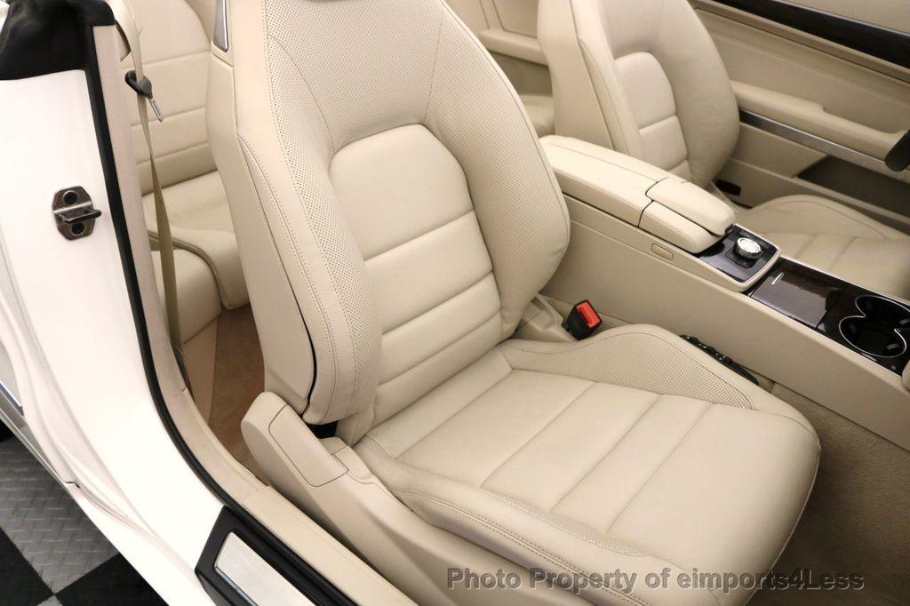 2014 Mercedes-Benz E-Class CERTIFIED E350 AMG Sport Package BLIND SPOT hk NAV - 17179687 - 22