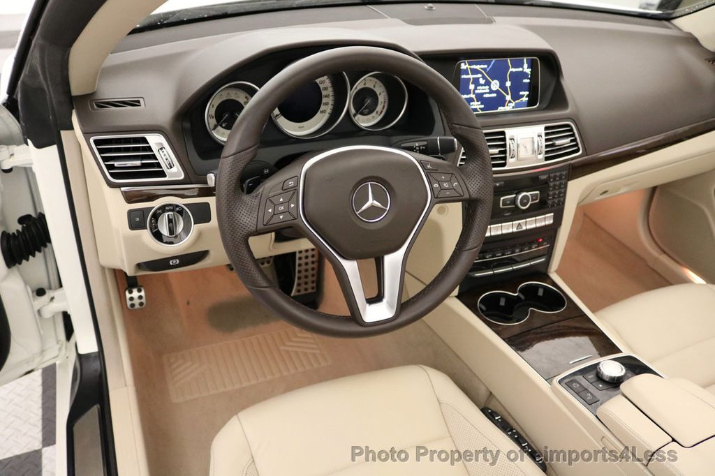 2014 Mercedes-Benz E-Class CERTIFIED E350 AMG Sport Package BLIND SPOT hk NAV - 17179687 - 30