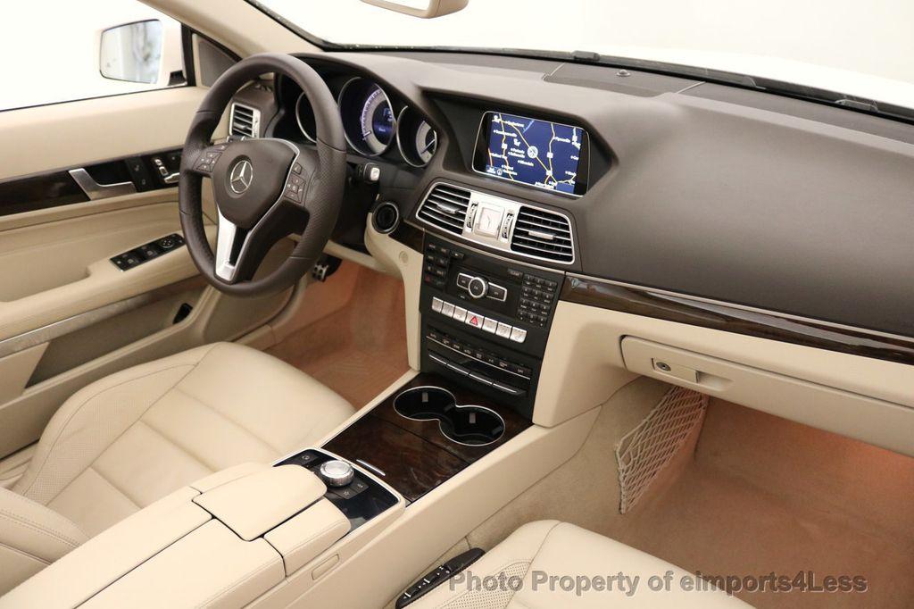 2014 Mercedes-Benz E-Class CERTIFIED E350 AMG Sport Package BLIND SPOT hk NAV - 17179687 - 31