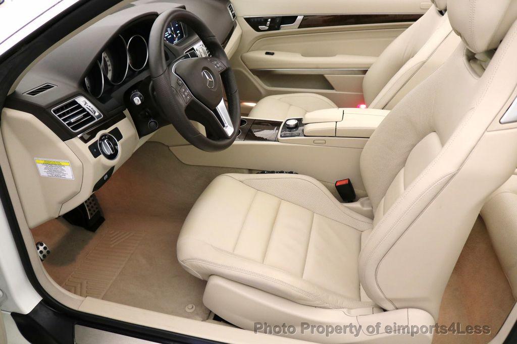 2014 Mercedes-Benz E-Class CERTIFIED E350 AMG Sport Package BLIND SPOT hk NAV - 17179687 - 32