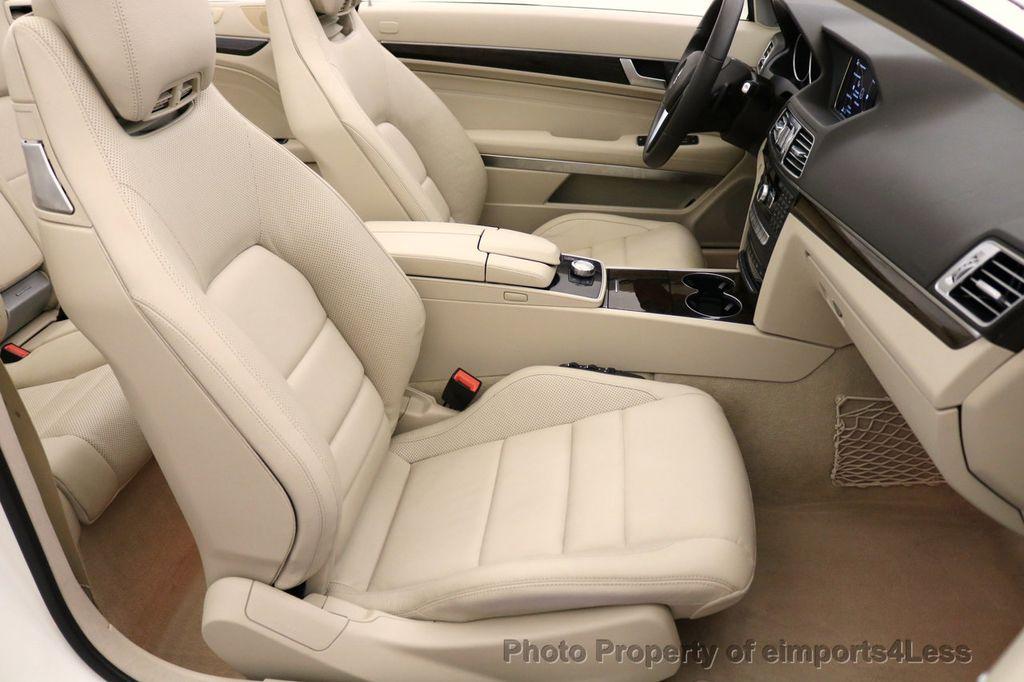 2014 Mercedes-Benz E-Class CERTIFIED E350 AMG Sport Package BLIND SPOT hk NAV - 17179687 - 33