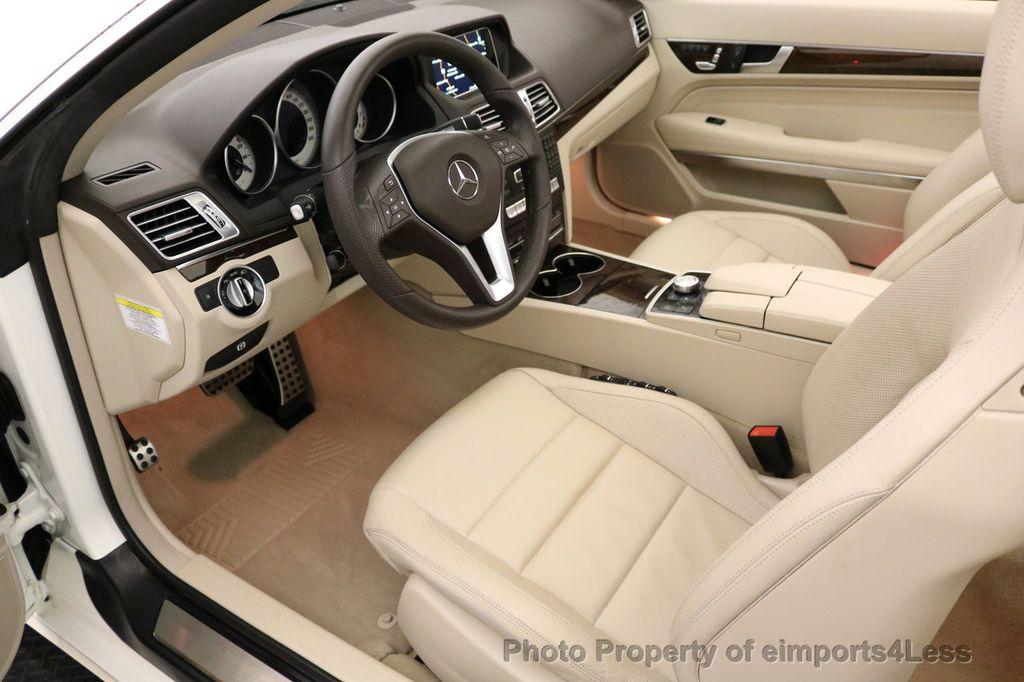 2014 Mercedes-Benz E-Class CERTIFIED E350 AMG Sport Package BLIND SPOT hk NAV - 17179687 - 34