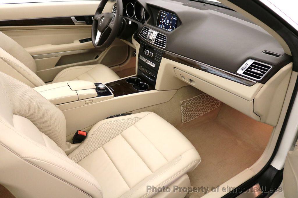 2014 Mercedes-Benz E-Class CERTIFIED E350 AMG Sport Package BLIND SPOT hk NAV - 17179687 - 35
