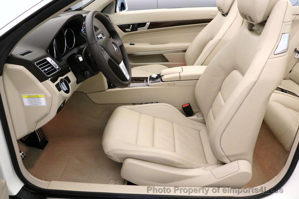 2014 Mercedes-Benz E-Class CERTIFIED E350 AMG Sport Package BLIND SPOT hk NAV - 17179687 - 43