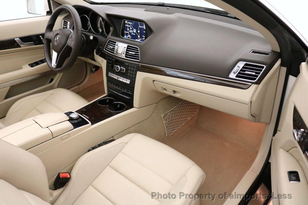 2014 Mercedes-Benz E-Class CERTIFIED E350 AMG Sport Package BLIND SPOT hk NAV - 17179687 - 44
