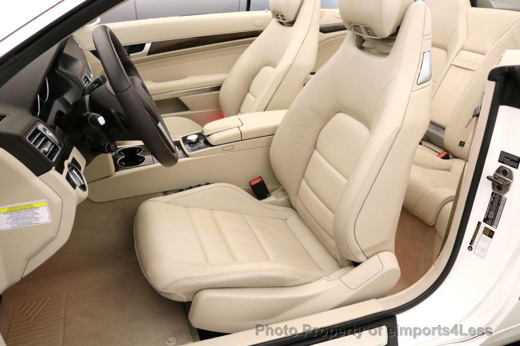 2014 Mercedes-Benz E-Class CERTIFIED E350 AMG Sport Package BLIND SPOT hk NAV - 17179687 - 45