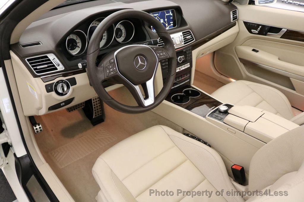 2014 Mercedes-Benz E-Class CERTIFIED E350 AMG Sport Package BLIND SPOT hk NAV - 17179687 - 7