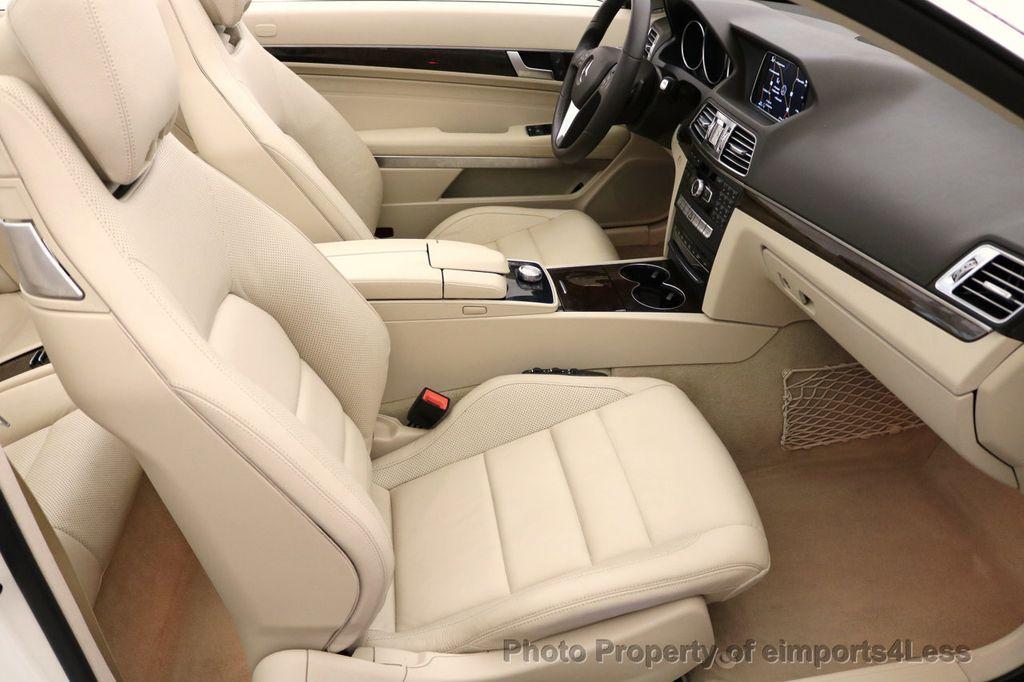 2014 Mercedes-Benz E-Class CERTIFIED E350 AMG Sport Package BLIND SPOT hk NAV - 17179687 - 8