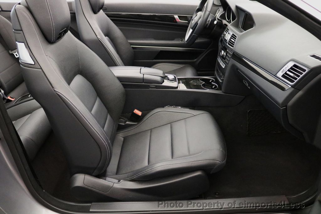 2014 Mercedes-Benz E-Class CERTIFIED E350 AMG Sport Package Convertible - 17334090 - 9