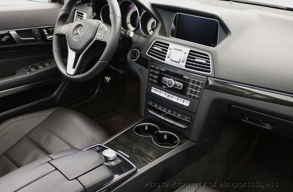 2014 Mercedes-Benz E-Class CERTIFIED E350 AMG Sport Package Convertible - 17334090 - 44