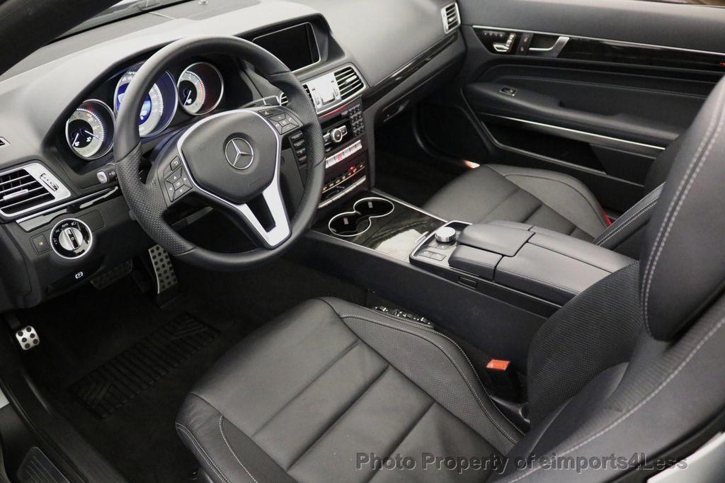 2014 Mercedes-Benz E-Class CERTIFIED E350 AMG Sport Package Convertible - 17334090 - 7