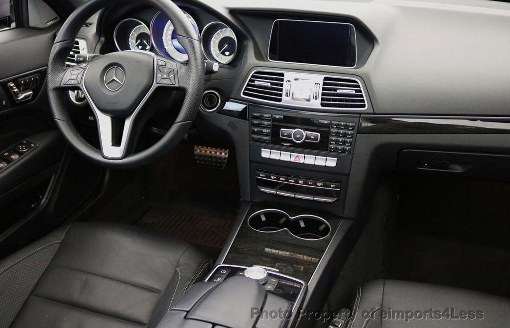 2014 Mercedes-Benz E-Class CERTIFIED E350 AMG Sport Package Convertible - 17334090 - 8