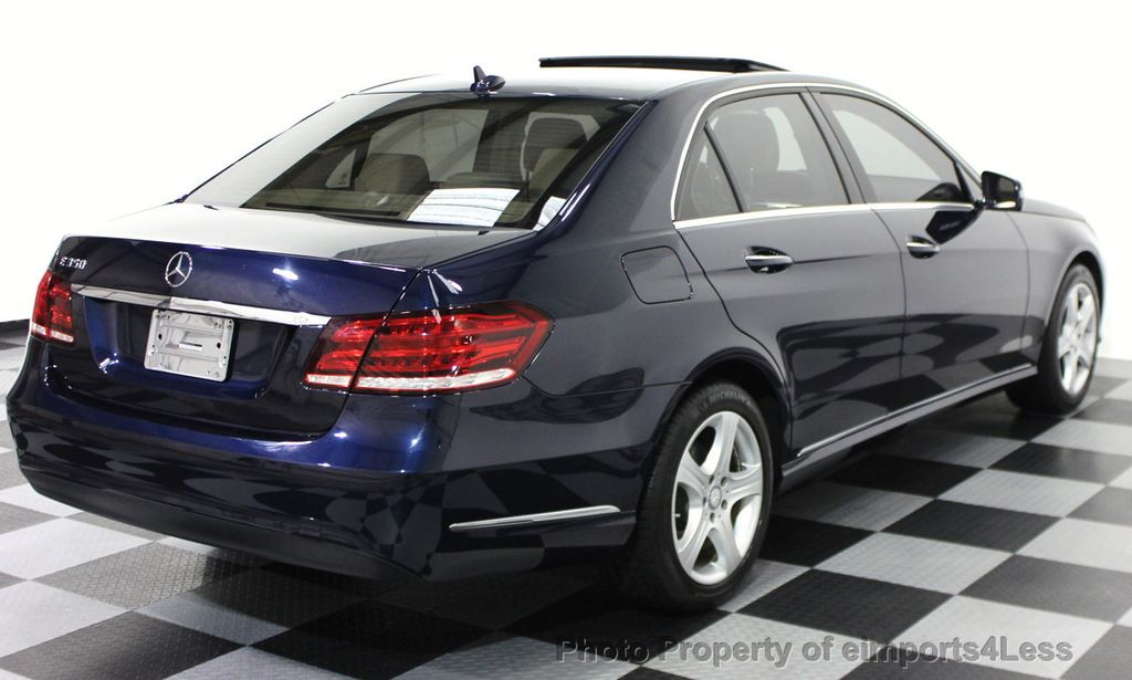 2014 used mercedes benz e class certified e350 luxury for Mercedes benz certified used cars