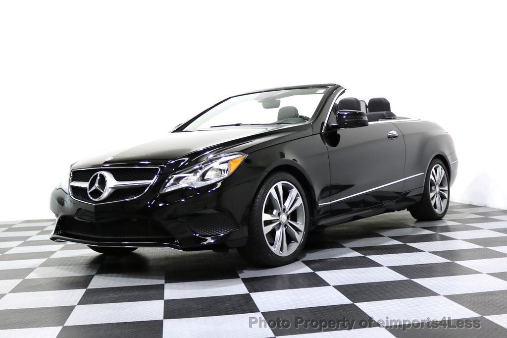 2014 Mercedes-Benz E-Class CERTIFIED E350 Sport Package Cabriolet - 17275679 - 14