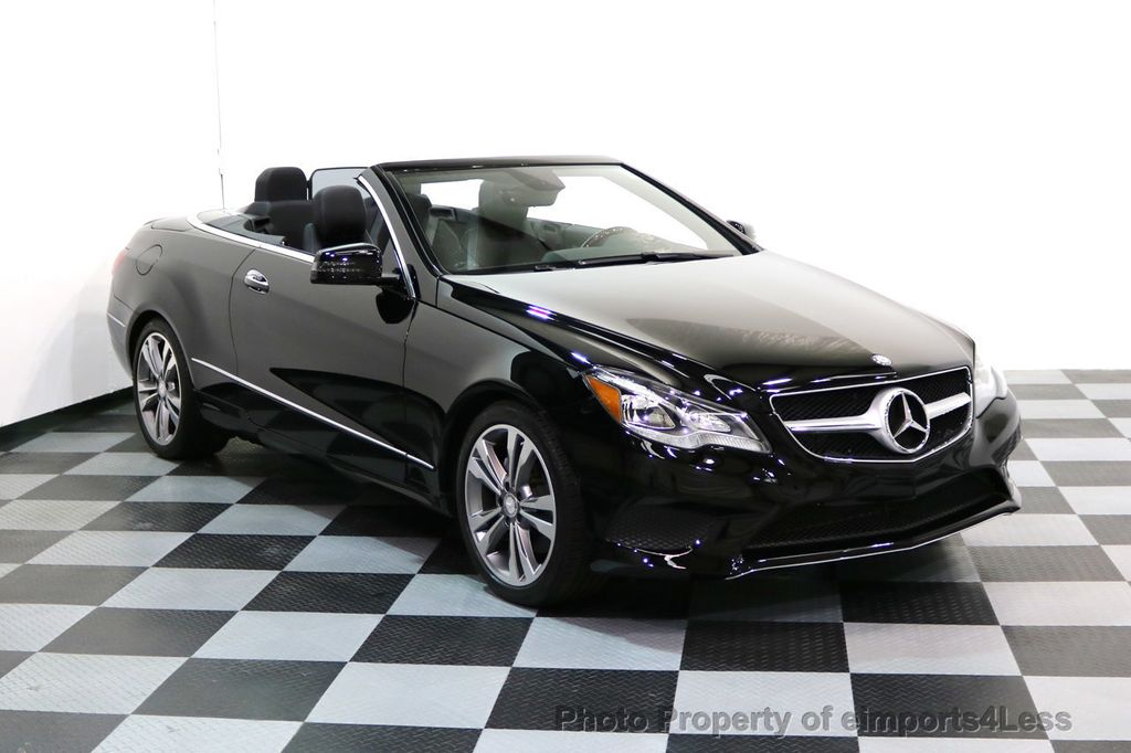 2014 Mercedes-Benz E-Class CERTIFIED E350 Sport Package Cabriolet - 17275679 - 15