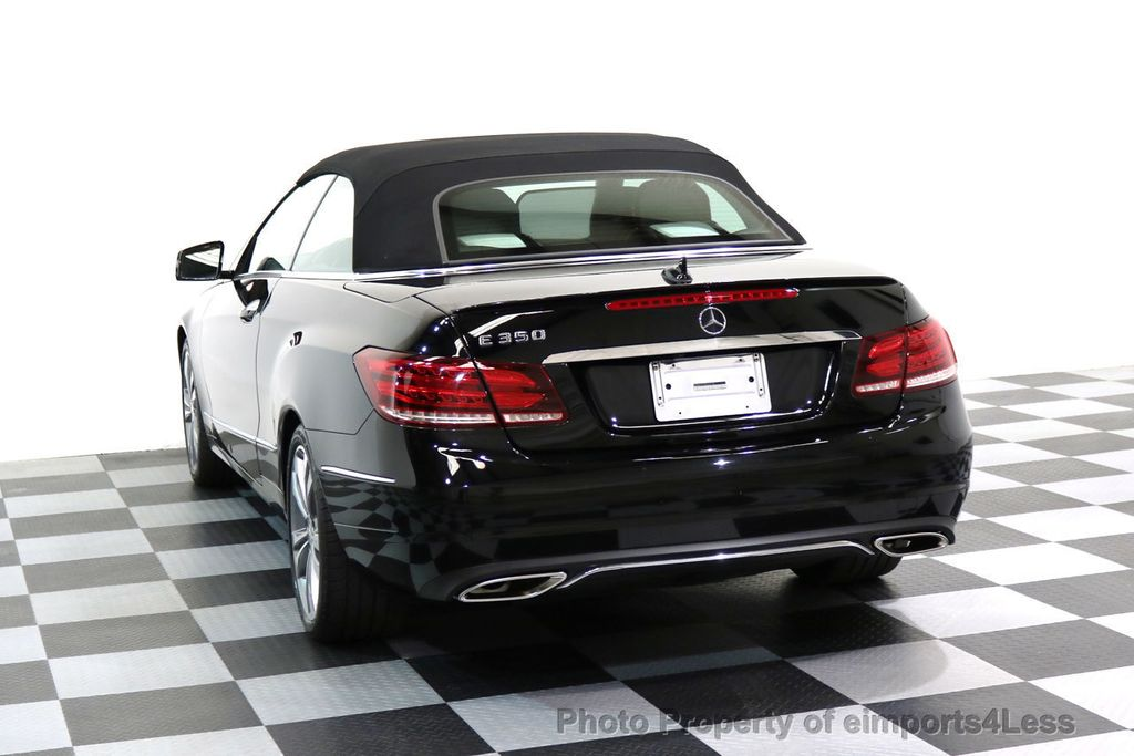 2014 Mercedes-Benz E-Class CERTIFIED E350 Sport Package Cabriolet - 17275679 - 16
