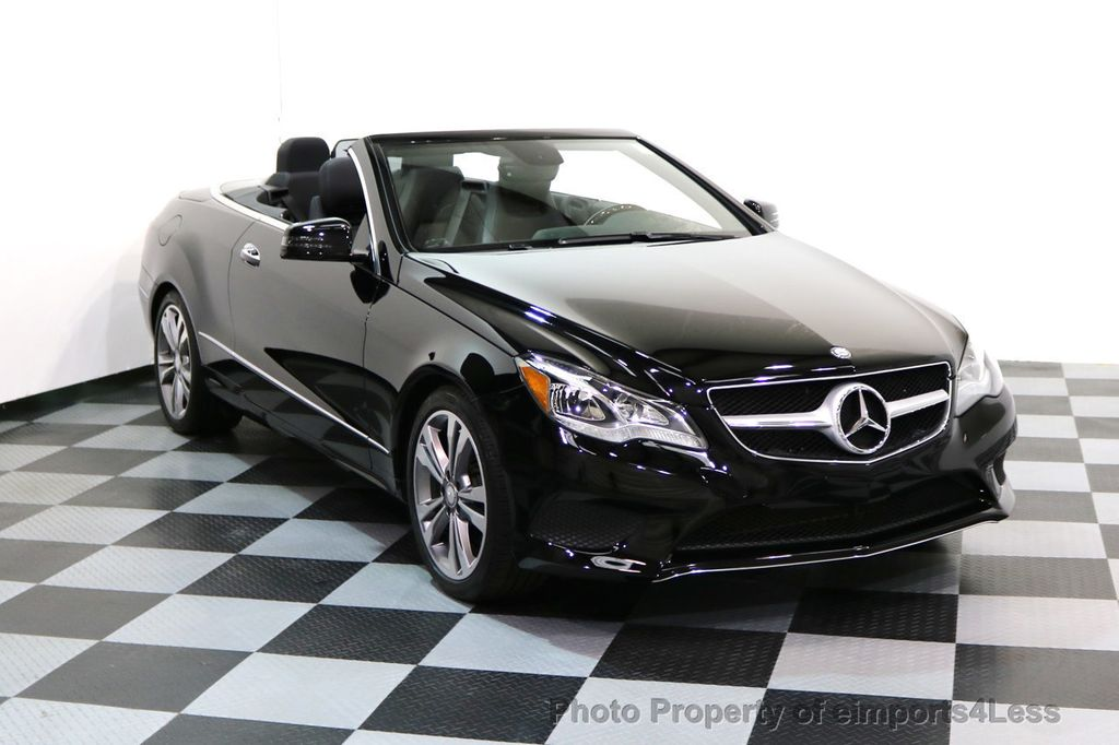 2014 Mercedes-Benz E-Class CERTIFIED E350 Sport Package Cabriolet - 17275679 - 1