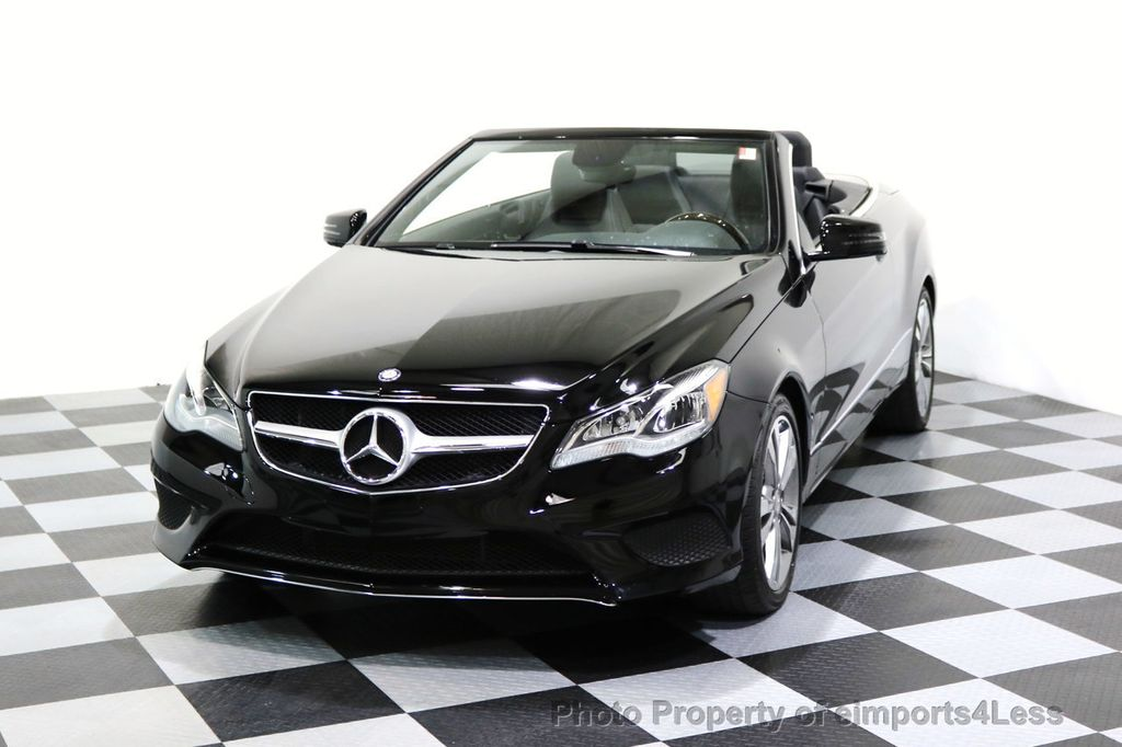 2014 Mercedes-Benz E-Class CERTIFIED E350 Sport Package Cabriolet - 17275679 - 27