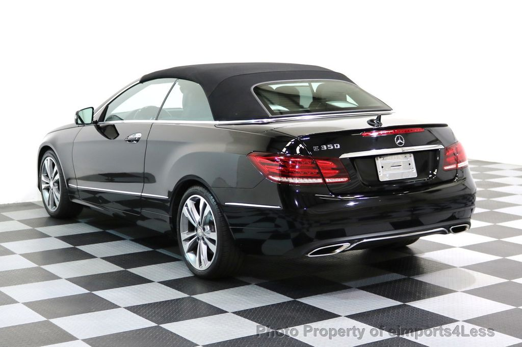 2014 Mercedes-Benz E-Class CERTIFIED E350 Sport Package Cabriolet - 17275679 - 29