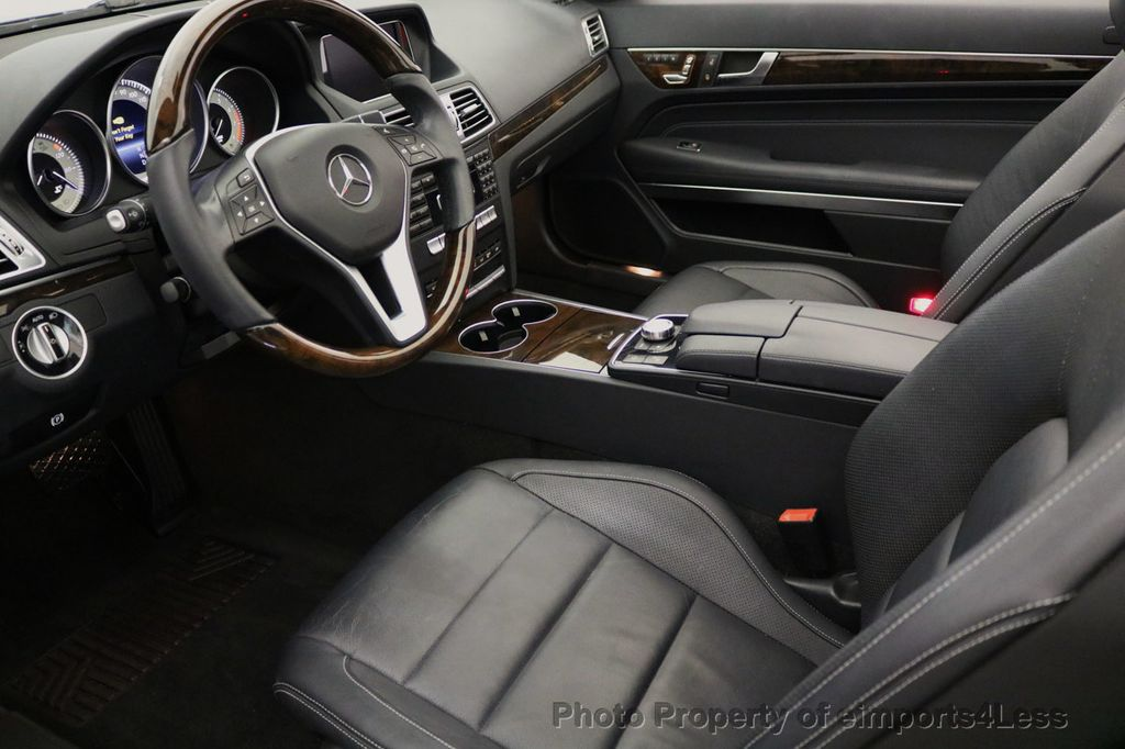 2014 Mercedes-Benz E-Class CERTIFIED E350 Sport Package Cabriolet - 17275679 - 33