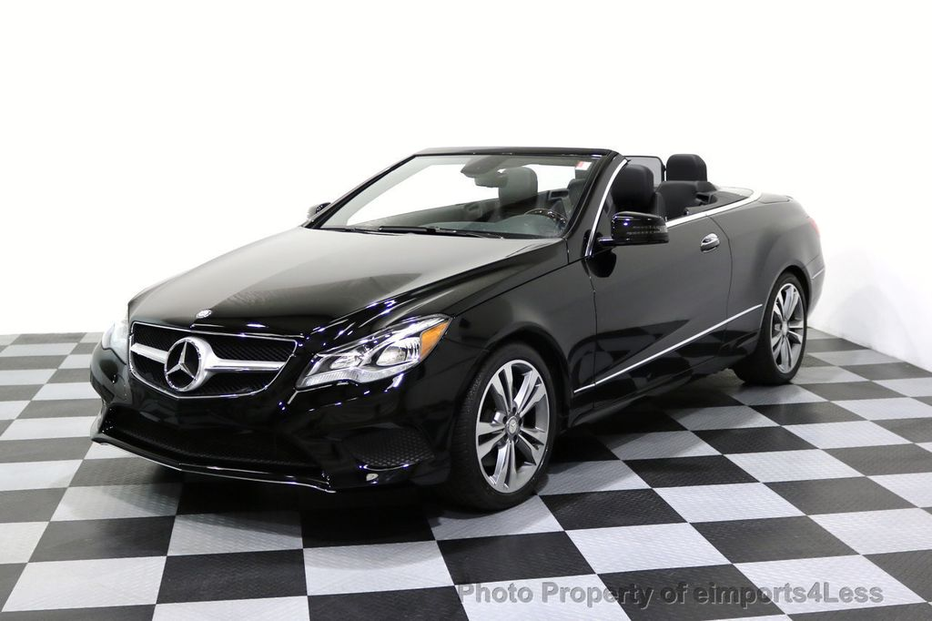 2014 Mercedes-Benz E-Class CERTIFIED E350 Sport Package Cabriolet - 17275679 - 39