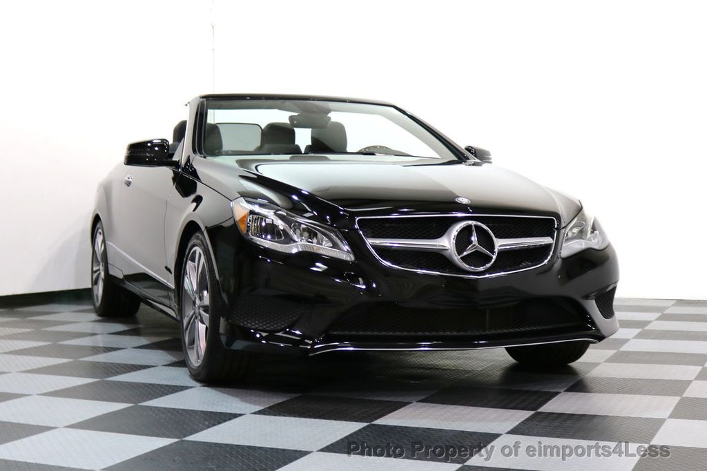 2014 Mercedes-Benz E-Class CERTIFIED E350 Sport Package Cabriolet - 17275679 - 40