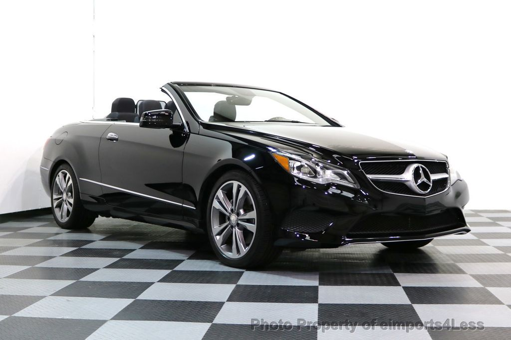 2014 Mercedes-Benz E-Class CERTIFIED E350 Sport Package Cabriolet - 17275679 - 48