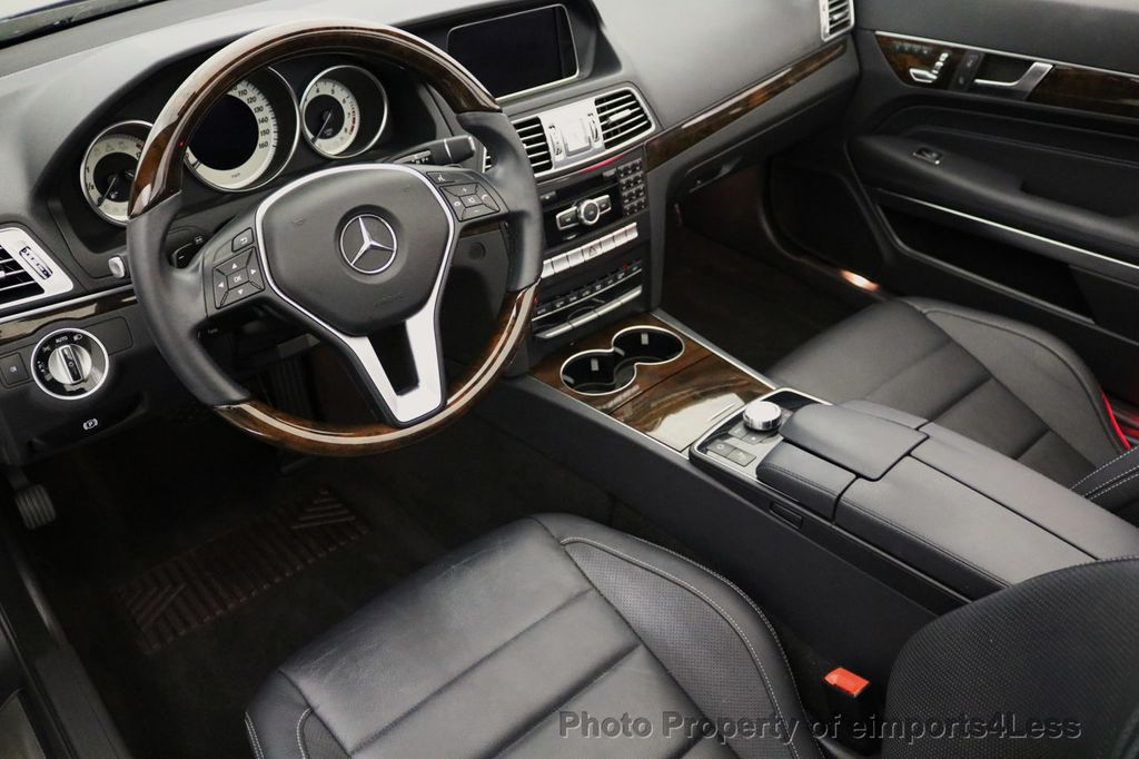 2014 Mercedes-Benz E-Class CERTIFIED E350 Sport Package Cabriolet - 17275679 - 7