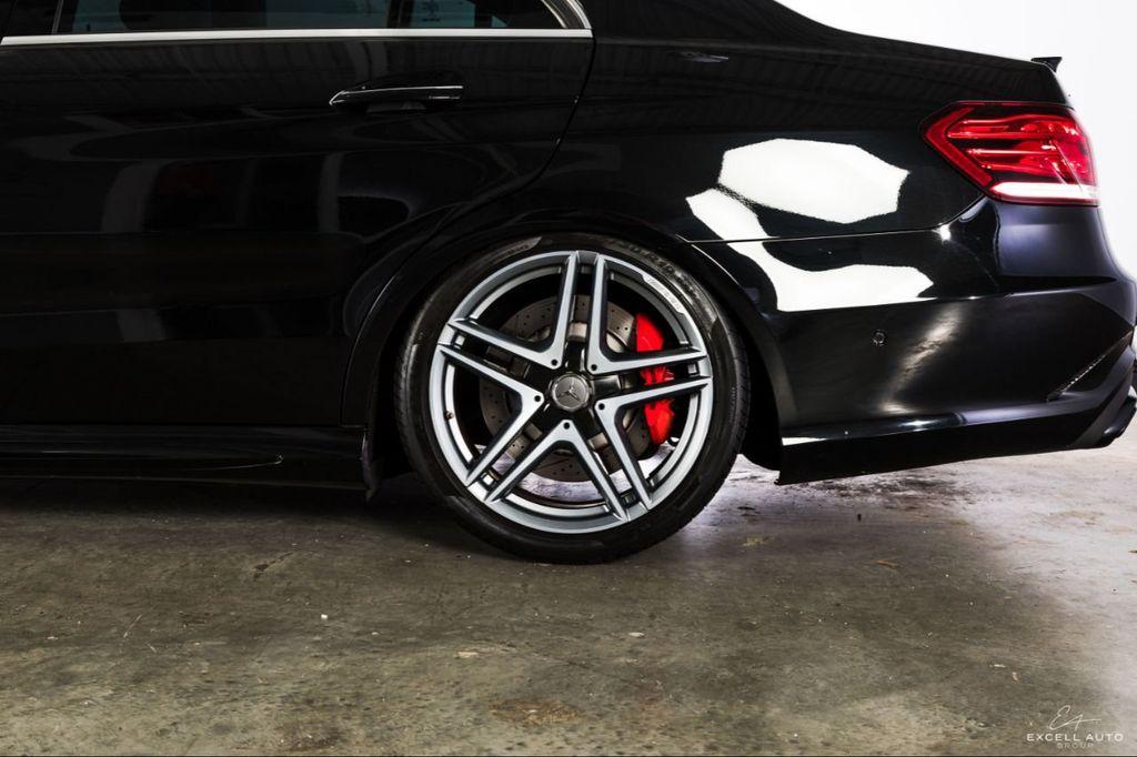 2014 Mercedes-Benz E-Class E63 AMG - 18541467 - 31