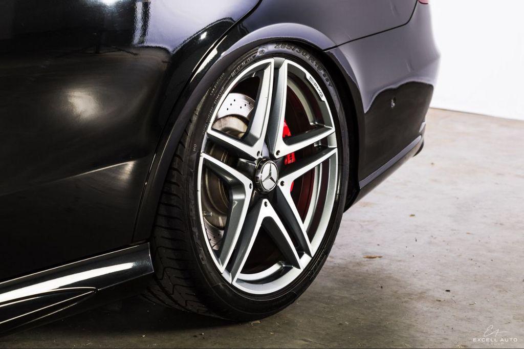 2014 Mercedes-Benz E-Class E63 AMG - 18541467 - 33