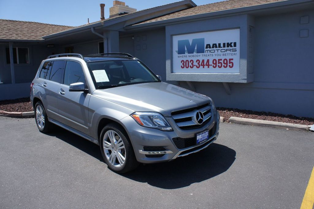 2014 Mercedes-Benz GLK 4MATIC 4dr GLK 350 - 17612440 - 0
