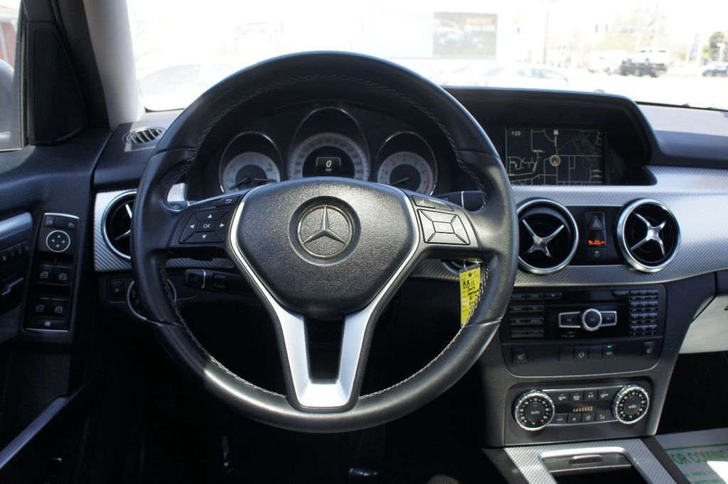 2014 Mercedes-Benz GLK 4MATIC 4dr GLK 350 - 17612440 - 10